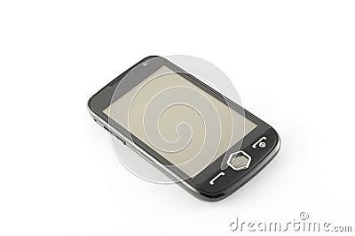PDA phone.