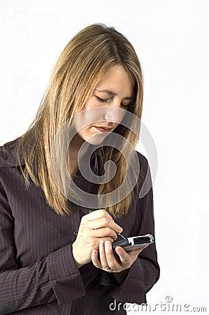 PDA woman