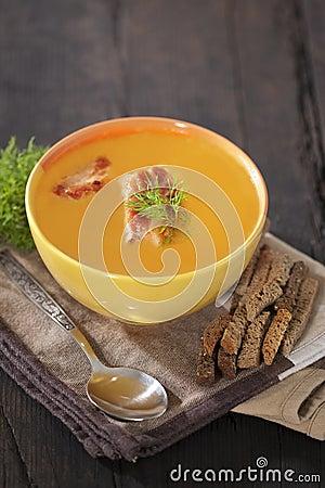 Free Pea Soup Stock Photos - 16992453