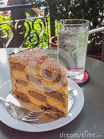 A Peace of cake