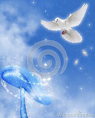 Peace dove 1