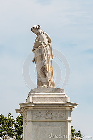 Free Peace Monument In Washington, DC On The National Mall Royalty Free Stock Photos - 96854488
