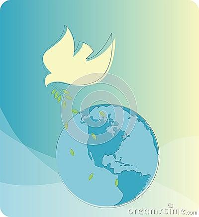 Free Peace On Earth Stock Photos - 8251553