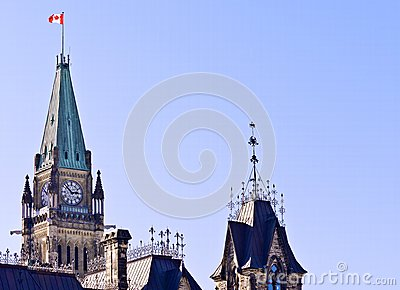 Peace Tower Pride