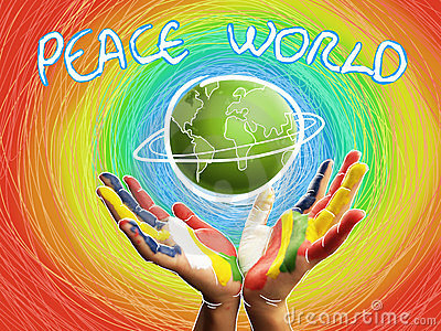 Peace world