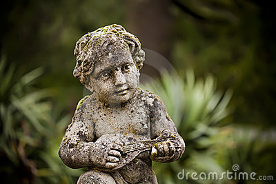 Peaceful Child Statue