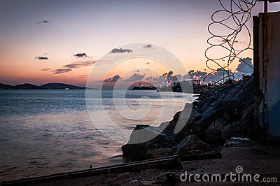 Peaceful Corner In Shoreline
