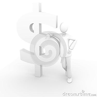 Peaceful dollar