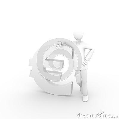 Peaceful euro