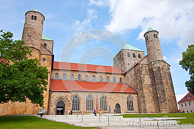Peaceful Hildesheim Editorial Stock Image