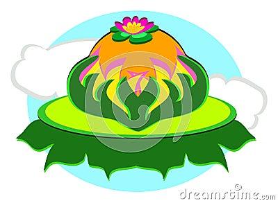 Peaceful Lotus