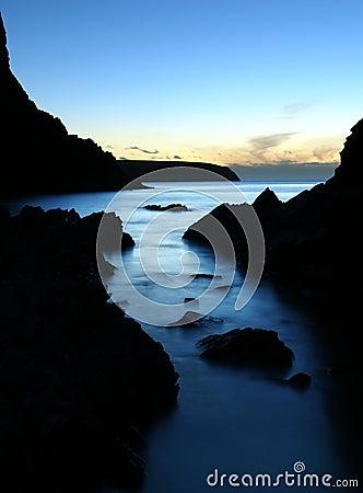 Free Peaceful Sunset Royalty Free Stock Image - 2226106
