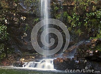 Peacefull Waterfall