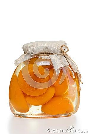 Peach Compote