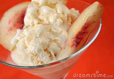 Peach IceCream