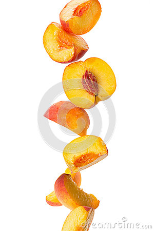 Peach Slices