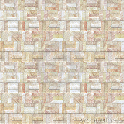Peach Stone Floor Seamless Pattern