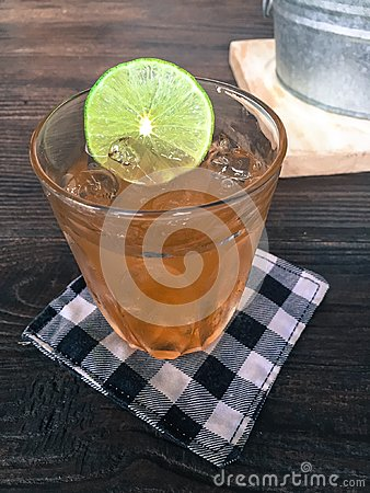 Free Peach Tea Stock Images - 58778804