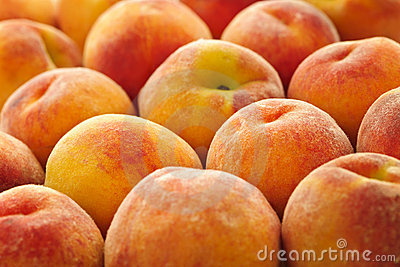 Peaches background