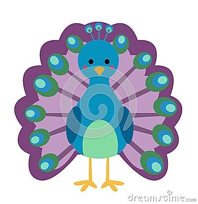 Peacock set