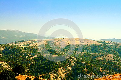 Peaks of Turkey