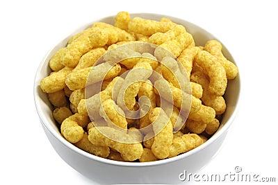 Peanut snack