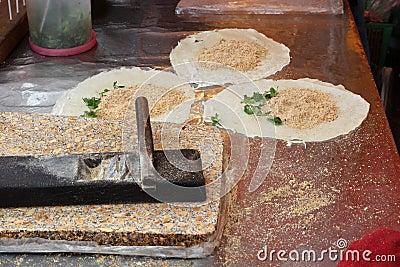 Peanut Volume manufacturing
