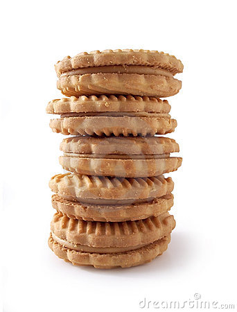 Free Peanutbutter Cookies 2 Stock Images - 190934
