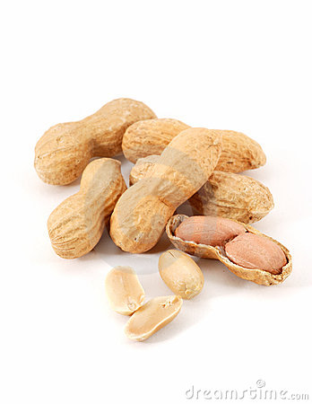 Free Peanuts Royalty Free Stock Image - 7655776