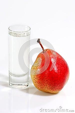 Free Pear Brandy Royalty Free Stock Photo - 4422505