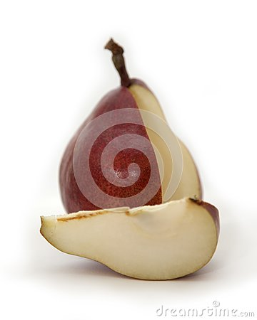 Pear segment