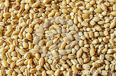 Pearl barley background
