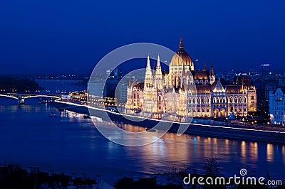 Pearl of the Danube Editorial Image