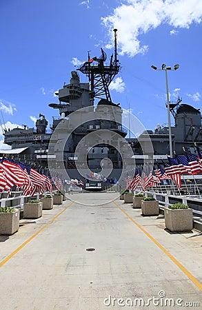 Pearl Harbor, Hawaii Editorial Image