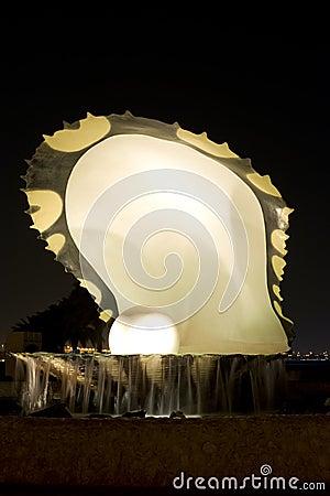Pearl landmark Doha