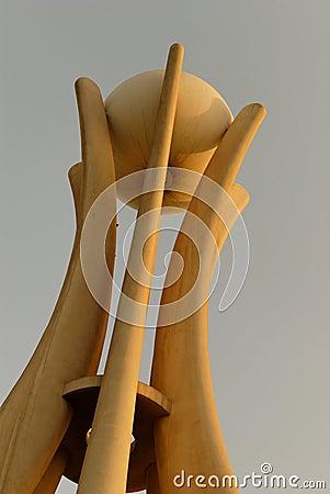 Pearl Monument, Bahrain