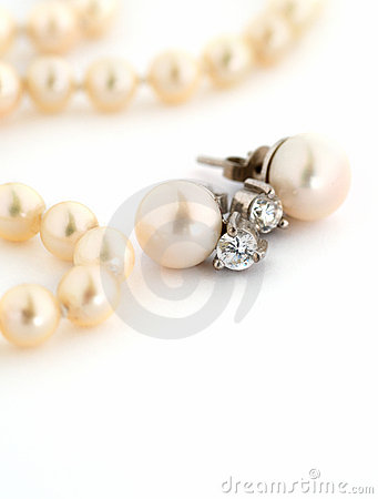 Free Pearls Royalty Free Stock Photography - 4408347