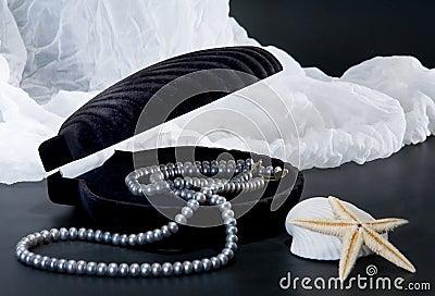 Pearls in a black box