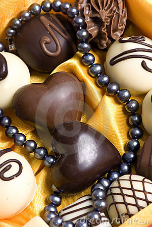 Pearls and Chocolate