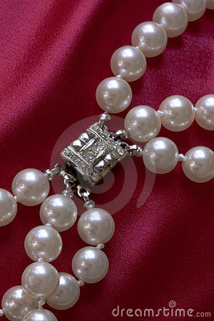 Pearls and Clasp