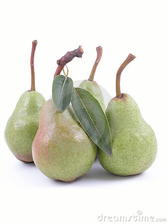 Free Pears Royalty Free Stock Photos - 1076368