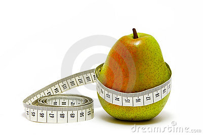 Pears calories