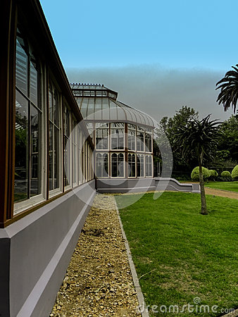 Free Pearson Conservatory 2 Stock Image - 60205381
