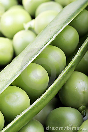 Free Peas Royalty Free Stock Photography - 8302517