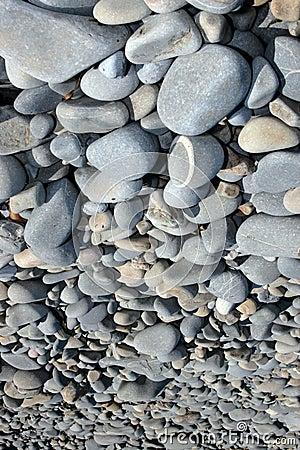 Free Pebble Beach Rocks Stock Images - 11209384
