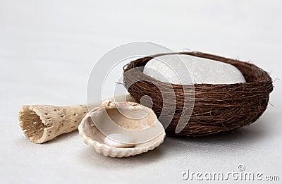 Pebble in Nest