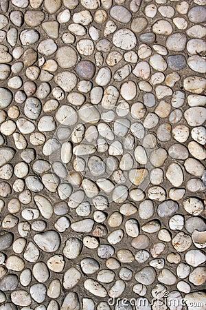 Pebbles road