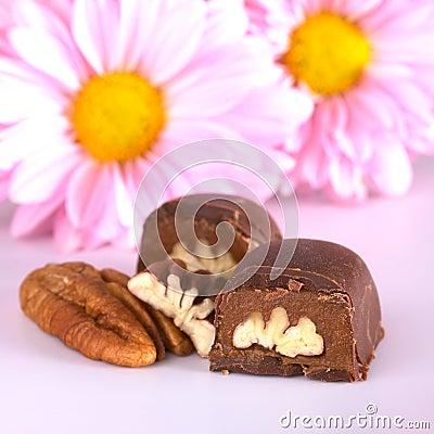 Pecan Nut Truffle
