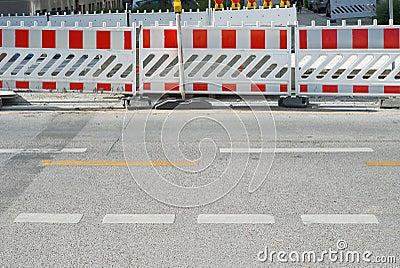 Pedestrian Barrier2