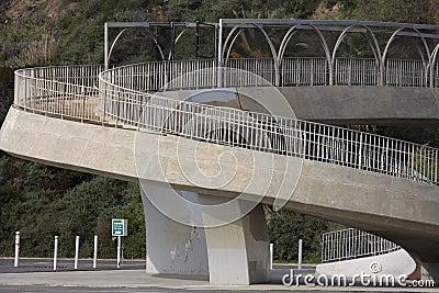 Pedestrian Ramp Royalty Free Stock Photos Image 8865928